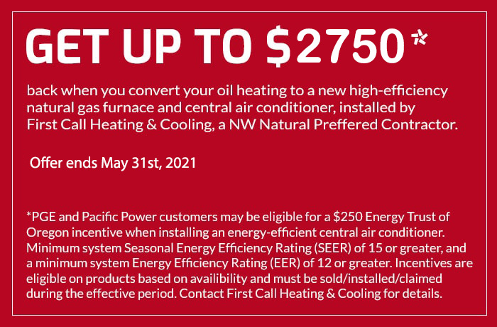 furnace and ac offer